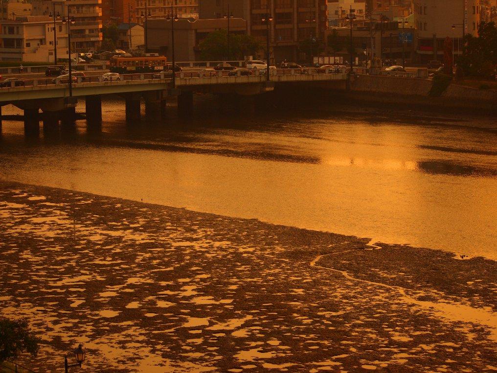 広島の川と広電