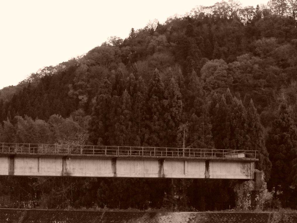 可部線廃鉄橋