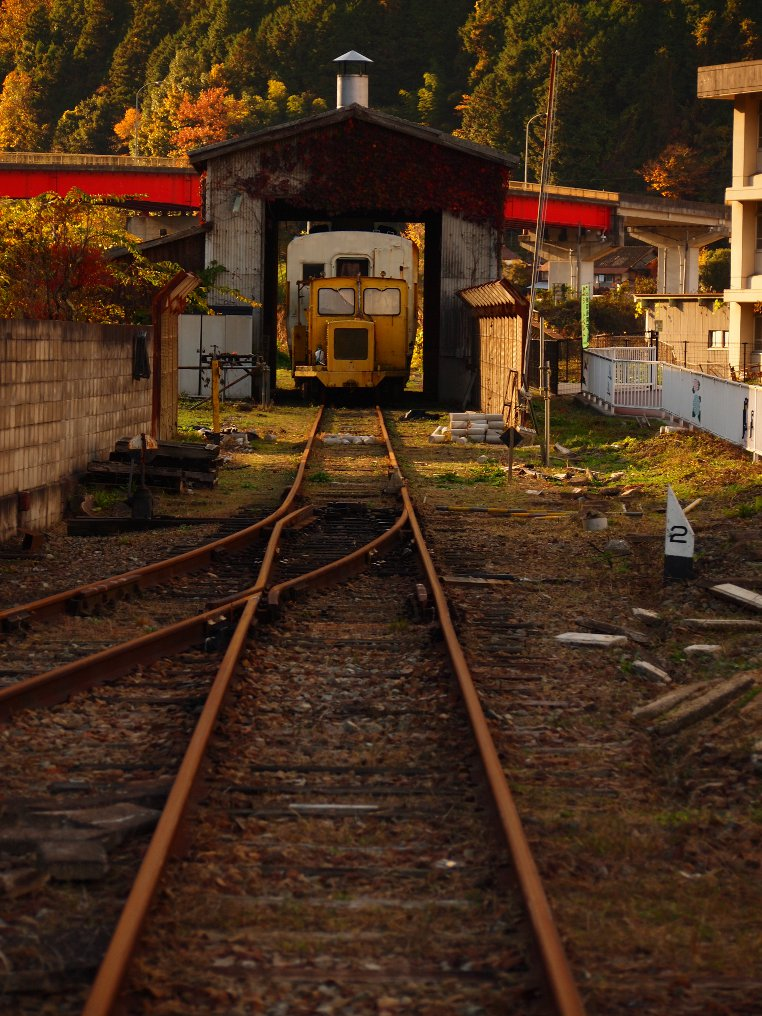 可部線旧加計駅