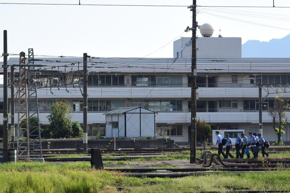 糸崎駅のアルマゲドン