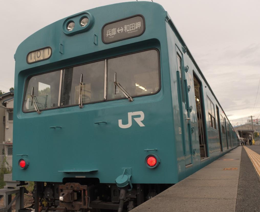 JR和田岬線103系