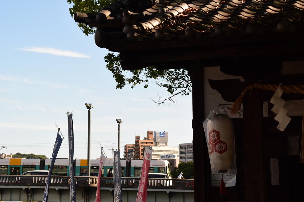 橋本町厳島神社
