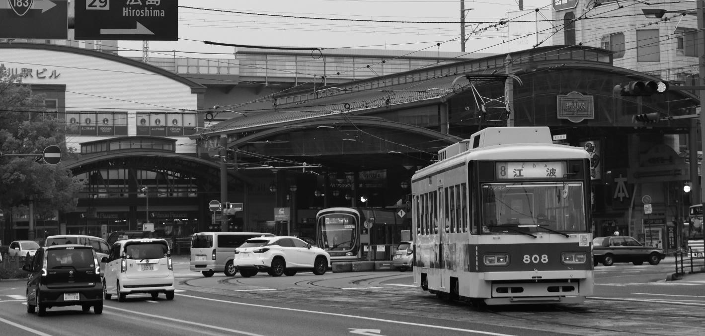 あの頃の横川駅