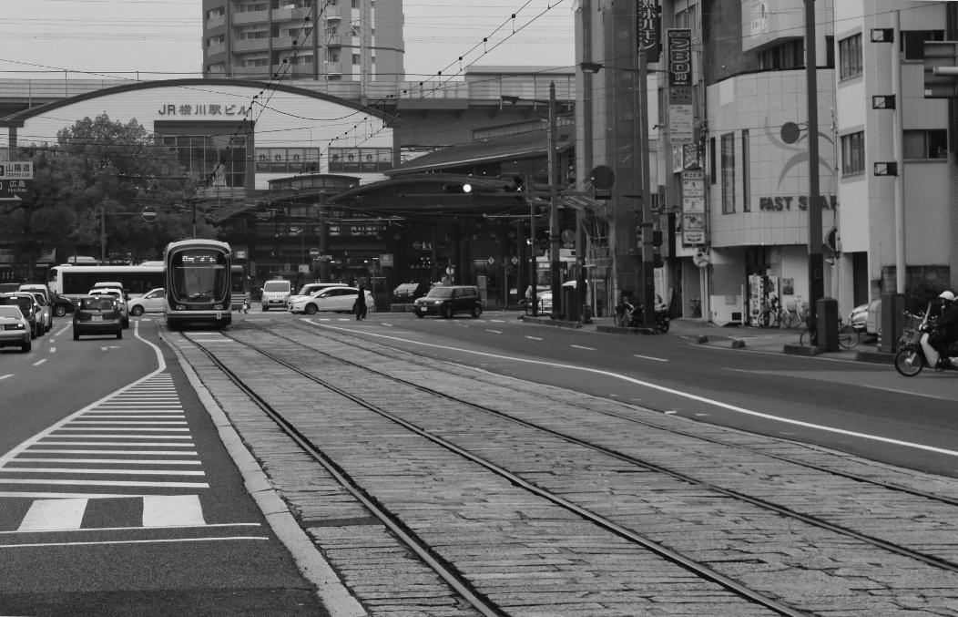 広島電鉄横川駅