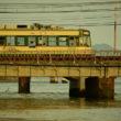 やさしい色の八幡川