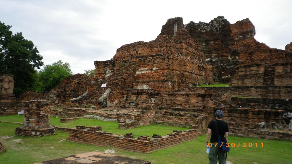 タイの遺跡